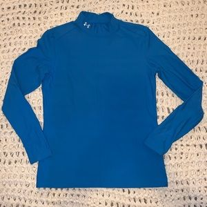 Under Armour mock neck cold gear